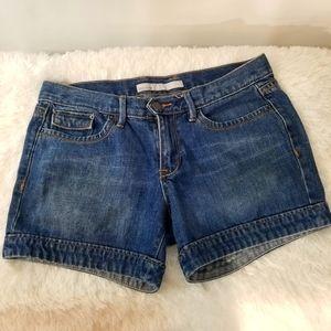 Old Navy jeans Short Sz 6